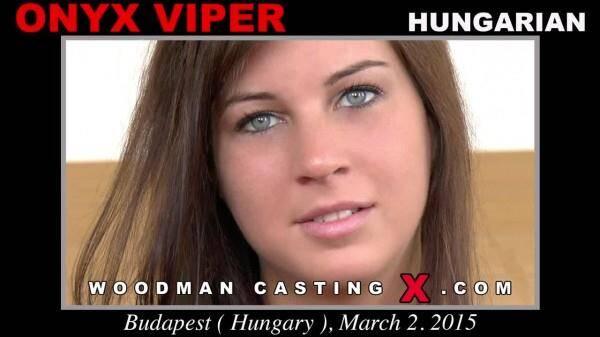 Woodman Casting X - Onyx Viper (Casting / Hungarian / Anal Sex / 21.03.16) [SD]
