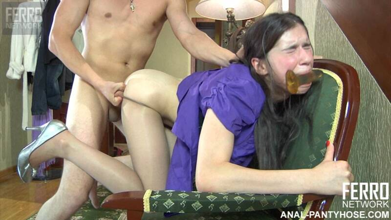 Ferro Network - g1101 - Beatrice, Arthur (Anal-Pantyhose / Russian Girls) [HD]