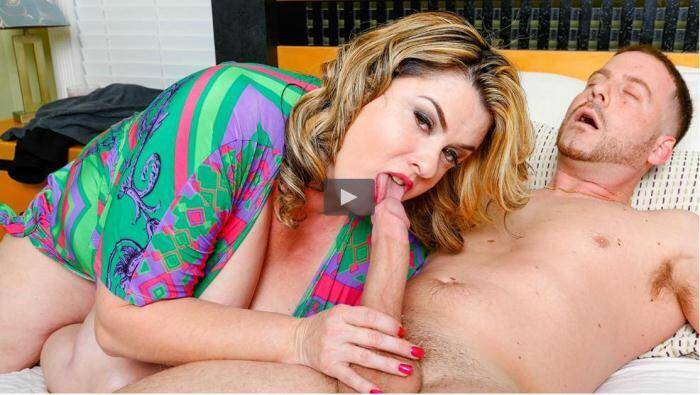 Kimmie Kaboom - After Party (BBW) [SD, 400p]