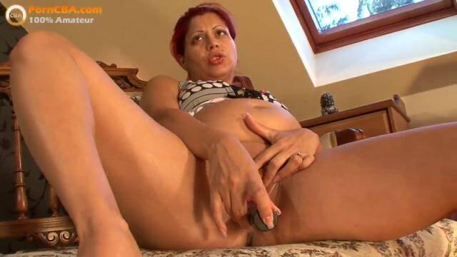 PornCBA - Pregnant Amateur [HD, 720p]