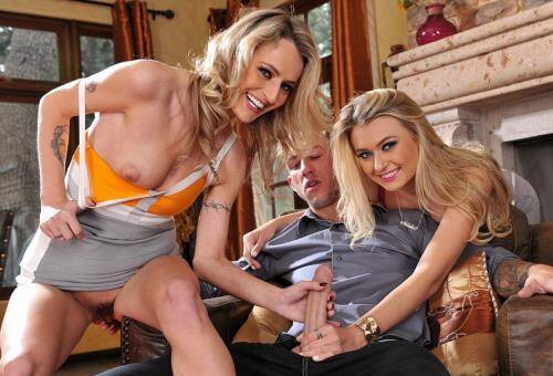 The Best Things Come in Pairs - Part 1 - Natasha Starr, Natalia Starr (SiteRip/ClubSandy/FullHD1080p)