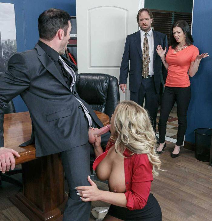 Tits and Work: Olivia Austin - How To Fuck At The Office  [SD 480p 505 MiB]  (Big Tits)