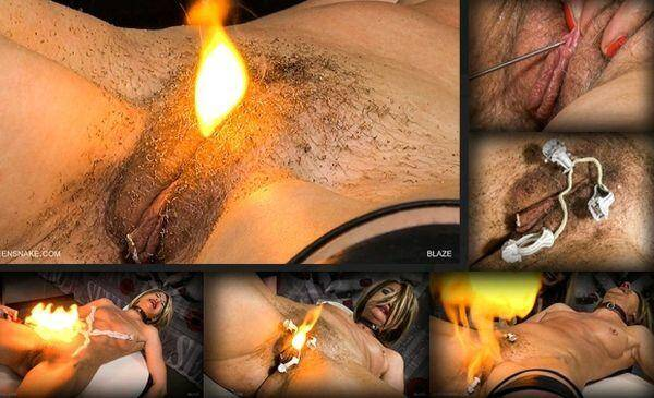 QS - BLAZE (BDSM) [HD, 720p]
