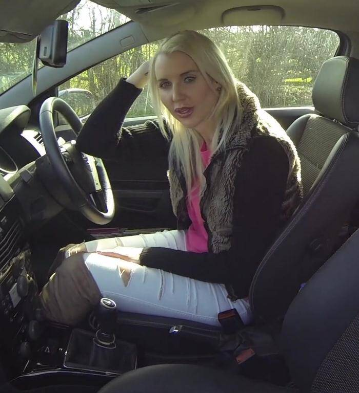 False Cop - Lexi - Copper Fucks Blonde With No Licence  [HD 720p]