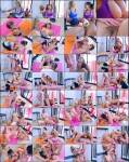 Brazzers: Cassidy Banks, Julia Ann  - Yoga Freaks: Episode Two  [SD 480p]  (Threesome)