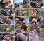Lucia Nieto - Sexy and wild outdoor fucking with a filthy babe [WTF] 432p