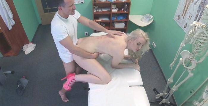 Pornostars - Skinny babe needs medicinal cock (Amateur) [SD, 368p]