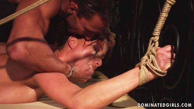 DominatedGirls - Angelic - Domination victim on slave auction [HD, 720p]