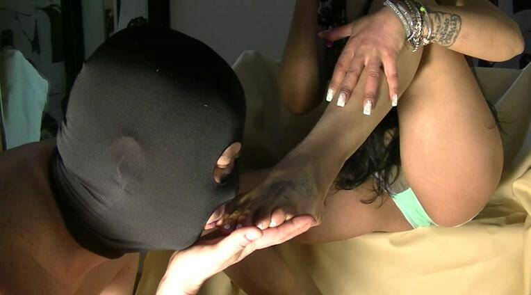 Shit eating in a new mode on lobby - Femdom Scat [FullHD]
