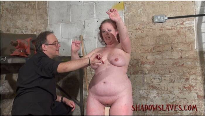 ShadowSlaves: Slavegirl Rosie B - Caged Bird  [HD 720]  (BDSM)