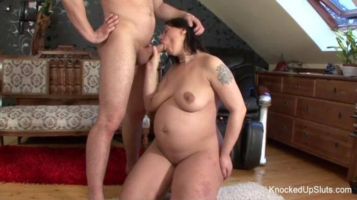 KnockedUpSluts.com - Eva Karkus (Pregnant) [HD, 720p]
