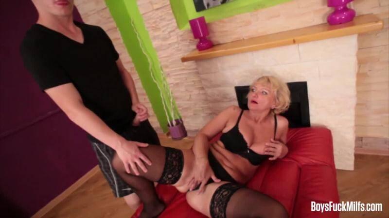 BoysFuckMilfs - Lara - Amazing Milf anal sex [2016 HD]