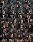 ShadowSlaves: Slavegirls Beauvoir, Nimue, Andrea - Prison Camp 2  [HD 720]  (BDSM)