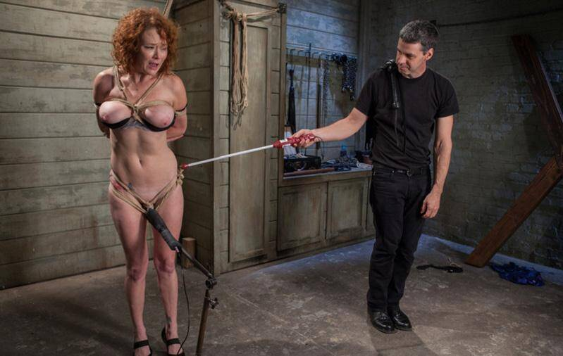 Kink - Audrey Hollander - The Training of a Party Girl, Day One [SD]
