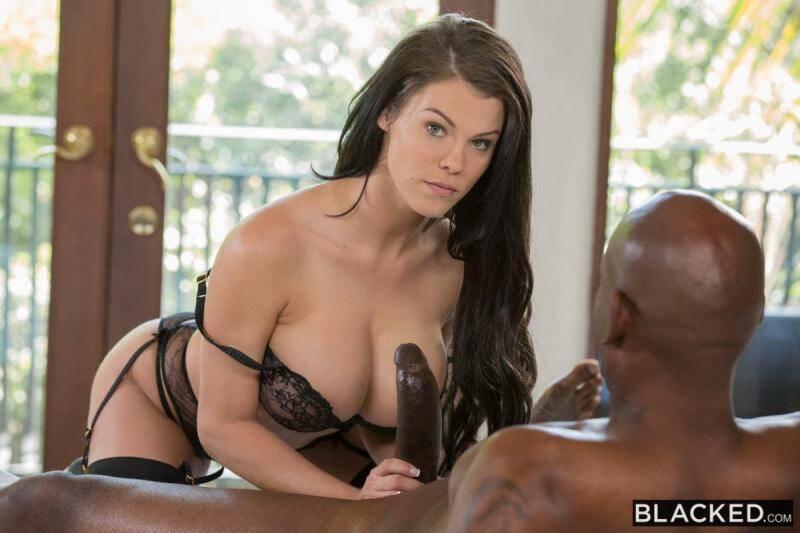 Peta Jensen - Big Boob Secretary Does Her Black Boss [SD] (257 MB)