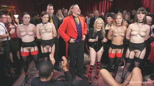 The Steward's Birthday Slave Orgy (30.04.2016/TheUpperFloor.com/HD/720p)