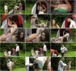 Spanking - Aleesha & Molly - Camper Spanker [, ]