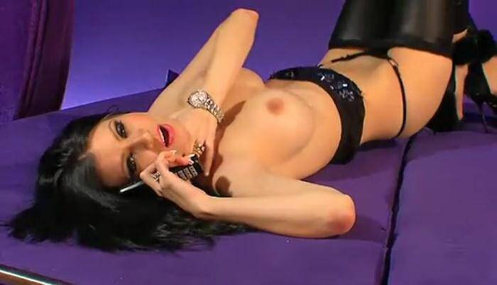 Studio66tv.com/LillyRoma.com - Lilly Roma - Black (Big Tits) [SD, 368p]