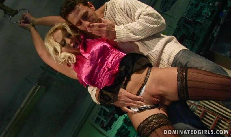 DominatedGirls.com: Sarah - Domination victim [HD] (1.16 GB)