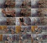 Blonde With Glasses Covered in Slimy Jizz [SD] [339 MB]