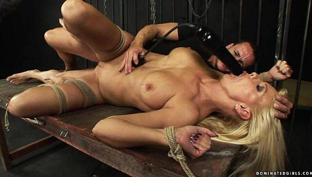 DominatedGirls - Winnie - Domination victim [HD, 720p]