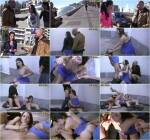 [Risky sex video with a long-haired hottie] SD, 432p