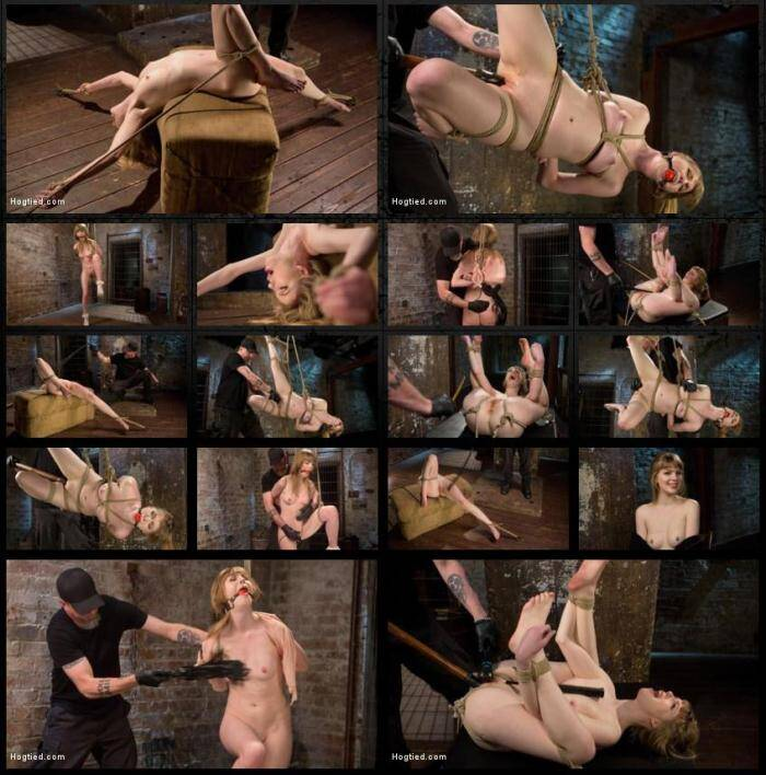 Dolly's Innocence Lost [Hogtied] 400p