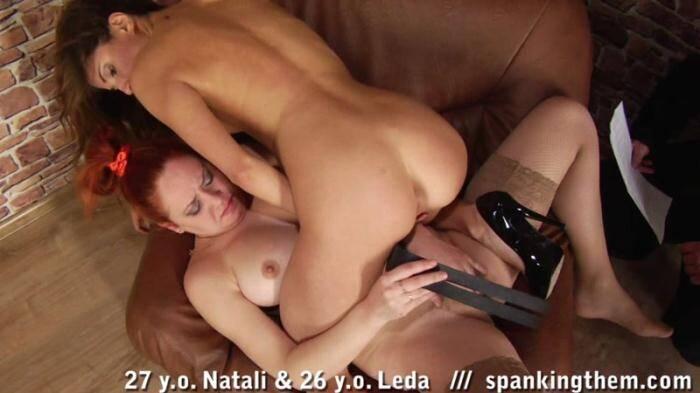 SpankingThem.com - Natali (27), Leda (26) (Spanking) [HD, 720p]