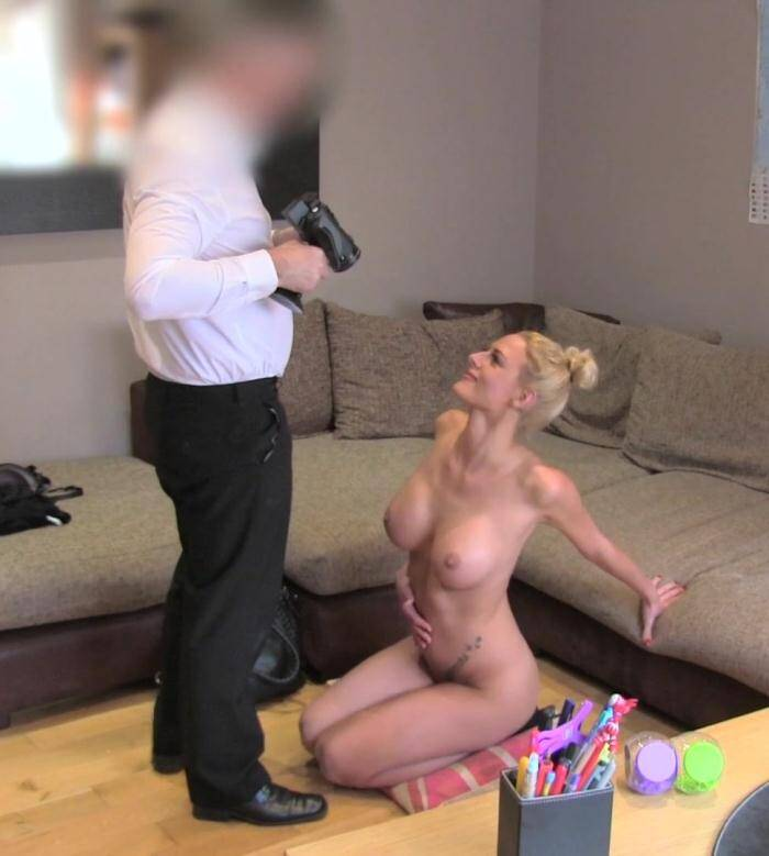 Fake United Kingdom - Chelsey - Hot Dutch Model Fucked in the Arse  [HD 720p]