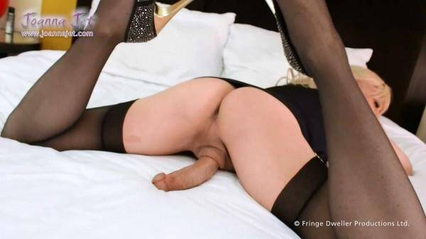 JoannaJet.com - Joanna Jet - Me and You 188 - Slutty in Black (Shemale) [HD, 720p]