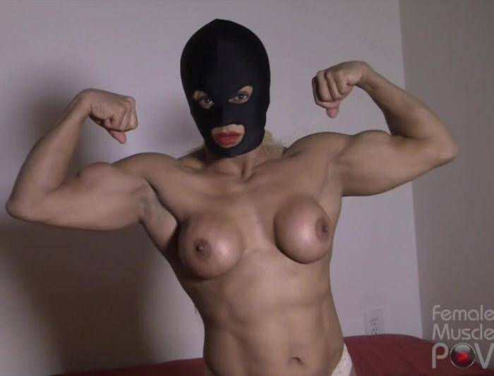 FemaleMusclePOV: Slave Lauren - POV Worship, Toy Ploy, and Fucking  [HD 720]