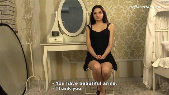 Alesya Razorvalo - Virginity confirmation [FullHD, 1080p]