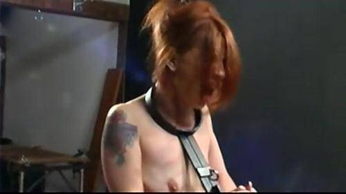 Leahnim nice hair [SD, 216p] [BrutalMaster] - Torture