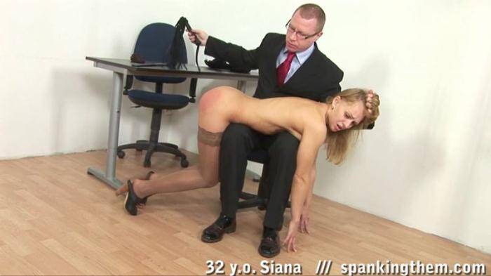 SpankingThem.com - Siana (32) (Spanking) [HD, 720p]