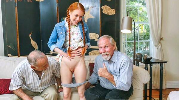 BluePillMen - Dolly Little - Online Hook-up [SD, 480p]