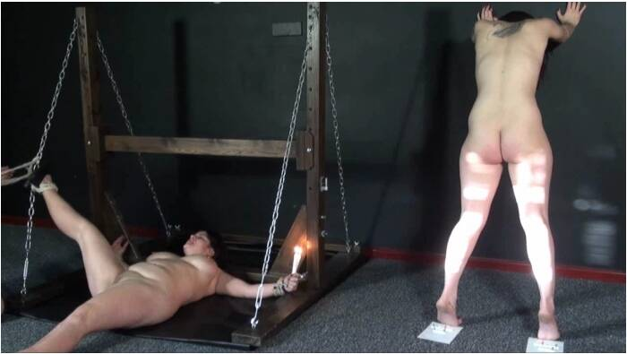 ShadowSlaves.com - Prison Camp 3 - Slavegirls Beauvoir, Nimue and Andrea  [HD 720]