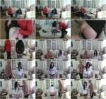 Spanking - Stacy spanked and paddled (BDSM) [SD, 540p]