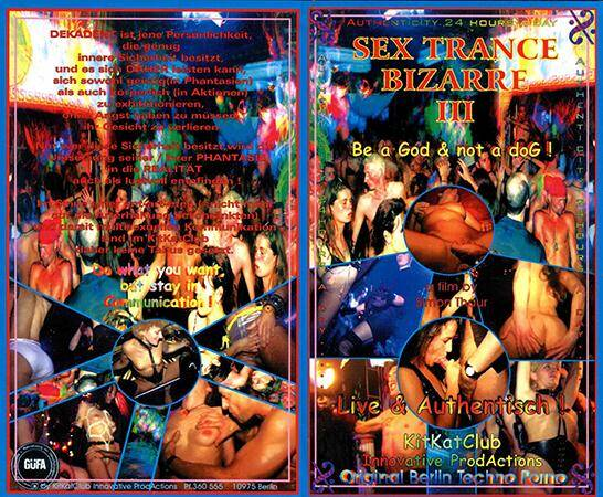 KitKat Club - Sex Trance Bizarre III (BDSM) [SD, 576p]