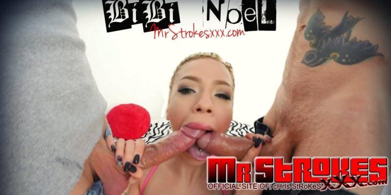MrStrokesXXX - Bibi Noel - Bibi Noel BBG [2016 FullHD]