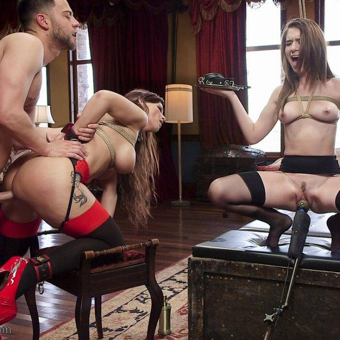 TheupperFloor, Kink: Syren de Mer, Joseline Kelly - Family Traditions: Anal MILF Step-Mother Trains Sons Bride  [SD 540p]  (BDSM)