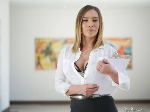 Kiera Rose - Horny Real Estate Agent (SD, 360p)