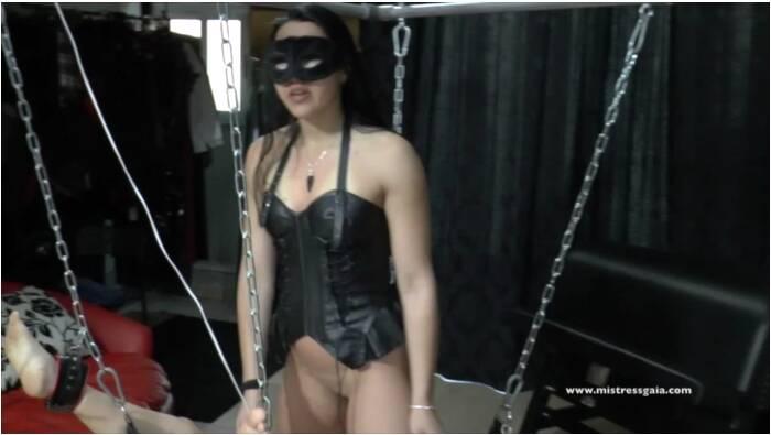 MistressGaia: Mistress Gaia - Great fuck  [HD 720 171 MB]  (Scat, Italia)