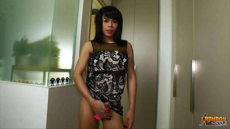 Ladyboy.xxx: Sexy Naughty Benz! [HD] (319 MB)