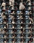 MistressGaia: Mistress Gaia - All the shit in her face  [HD 720 105 MB]  (Scat, Italia)