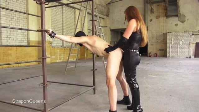 StraponQueens - Queen Lissandra - Dutch Slave [FullHD, 1080p]