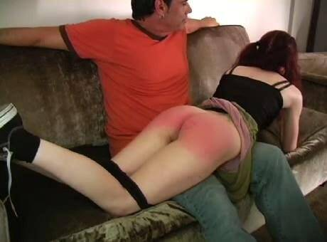 Dallas Spanking - Meow - Punishment! [SD]