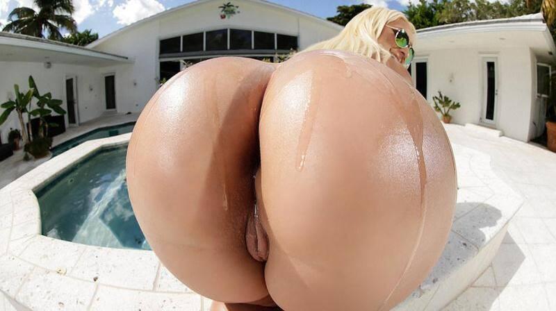 Nina Kayy (Anal fucking big butt / 21.04.16) [SD]
