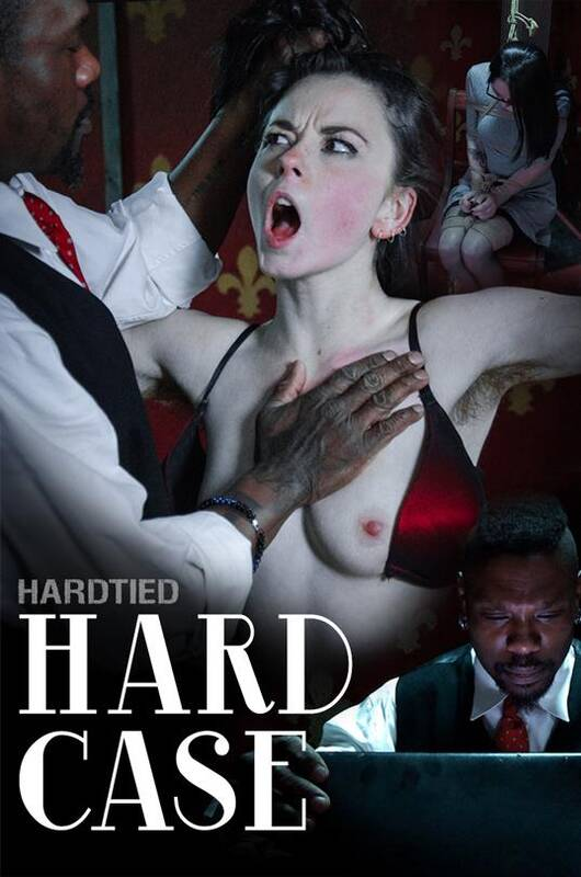 Ivy Addams and Jack Hammer in BDSM Porn: Hard Case (20.04.2016) [HD]