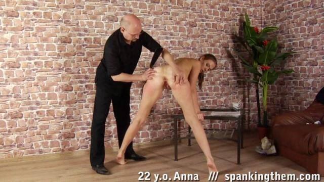 SpankingThem - Anna (22) [HD, 720p]