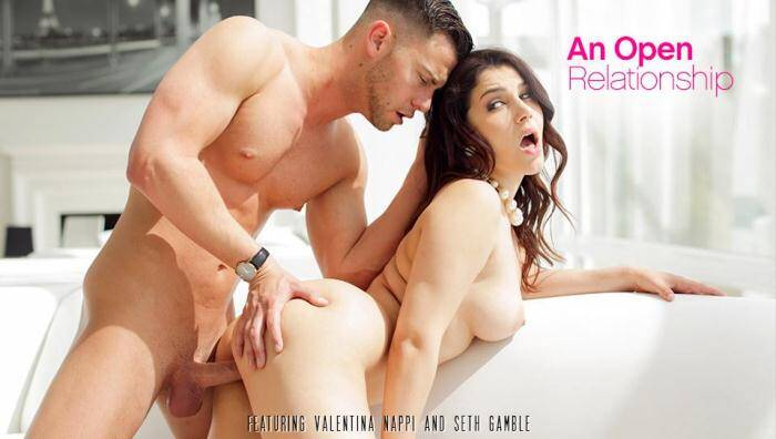 Valentina Nappi - An Open Relationship (Big Tits) [SD, 400p]